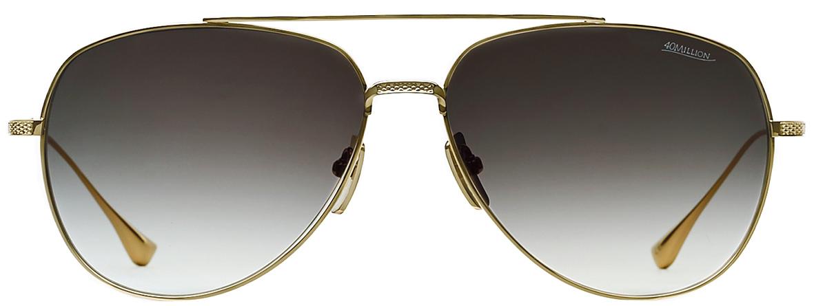 40 Million Mars GLD 110 - мужские солнцезащитные очки  цена bd9e01097f9ea